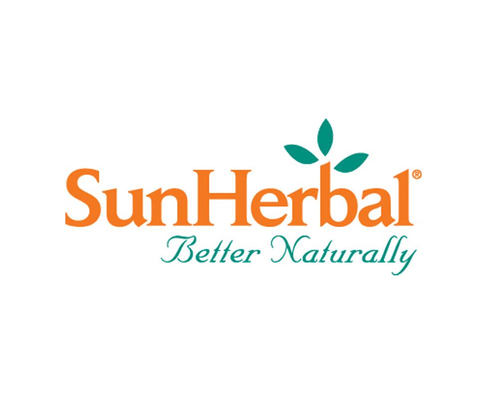 Sun Herbal – logo design