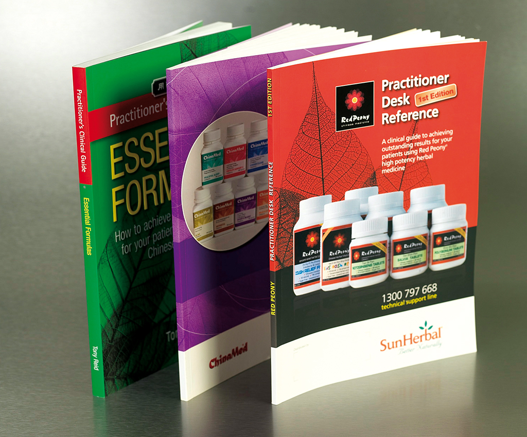Sunherbal product reference guides