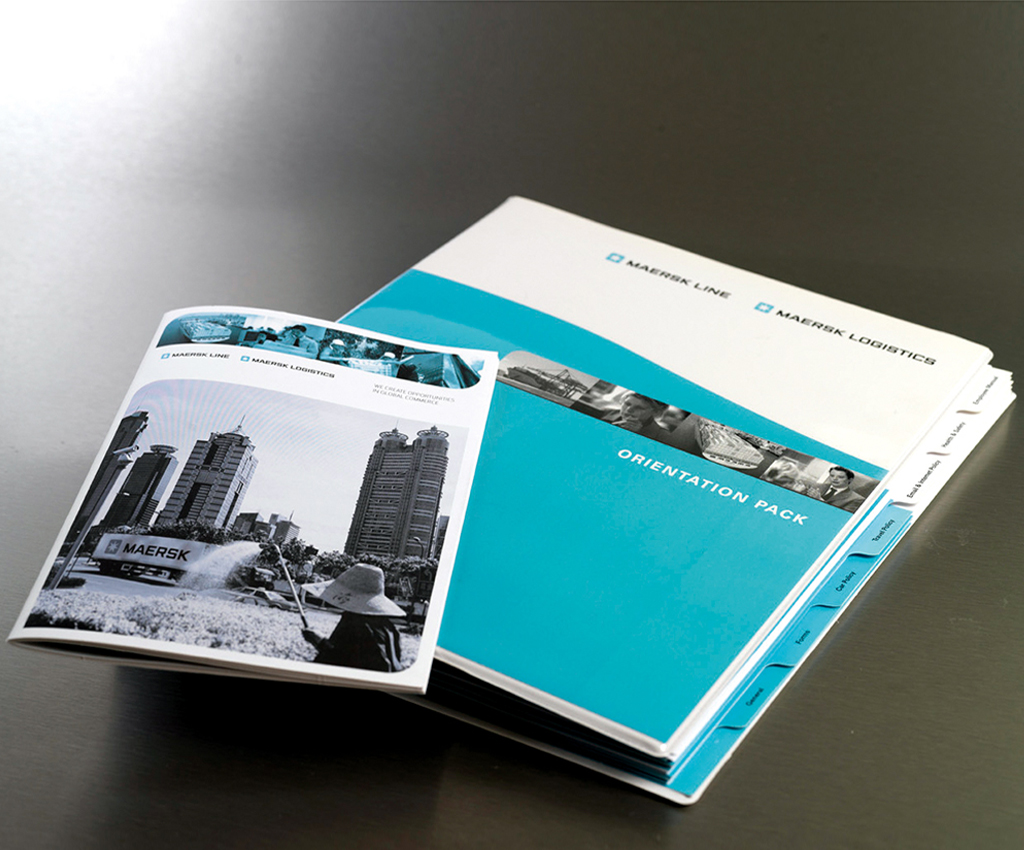 Maersk orientation pack