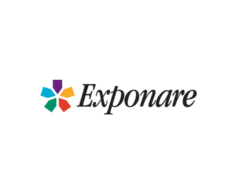 Exponare software – logo design
