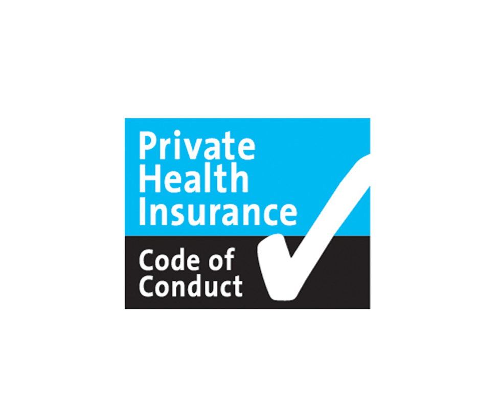 Private Health Insurance Association – Code of Conduct logo design