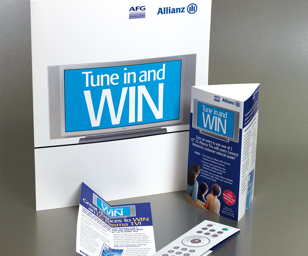 Allianz broker referral campaign