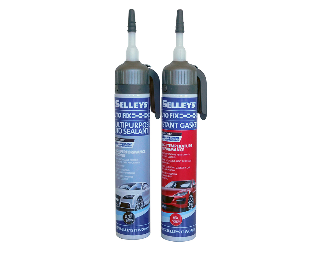 Selleys - Auto Fix label concepts